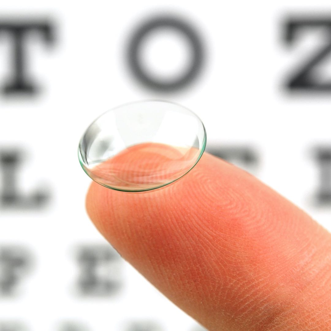 Bifocal and Multifocal Contacts